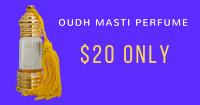 'OUDH MASTI PERFUME' – Best Selling Organic Oudh Perfume
