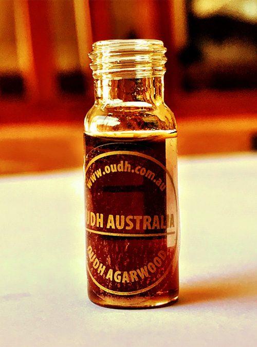 agarwood oudh perfume
